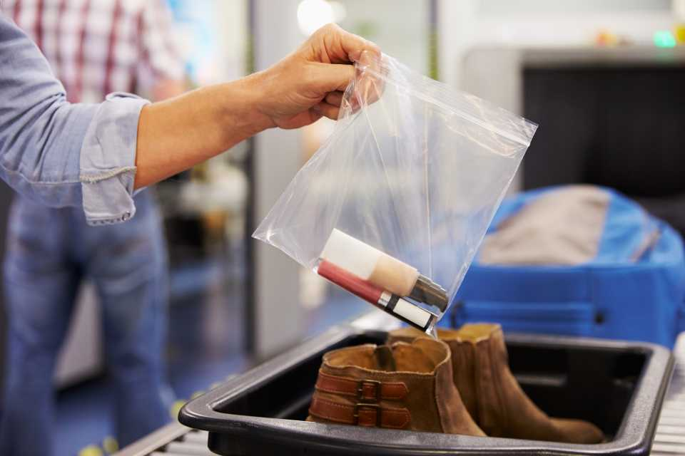 Dicas para mala de viagem